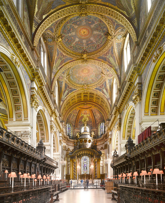 St Paul's Cathedral Case Study