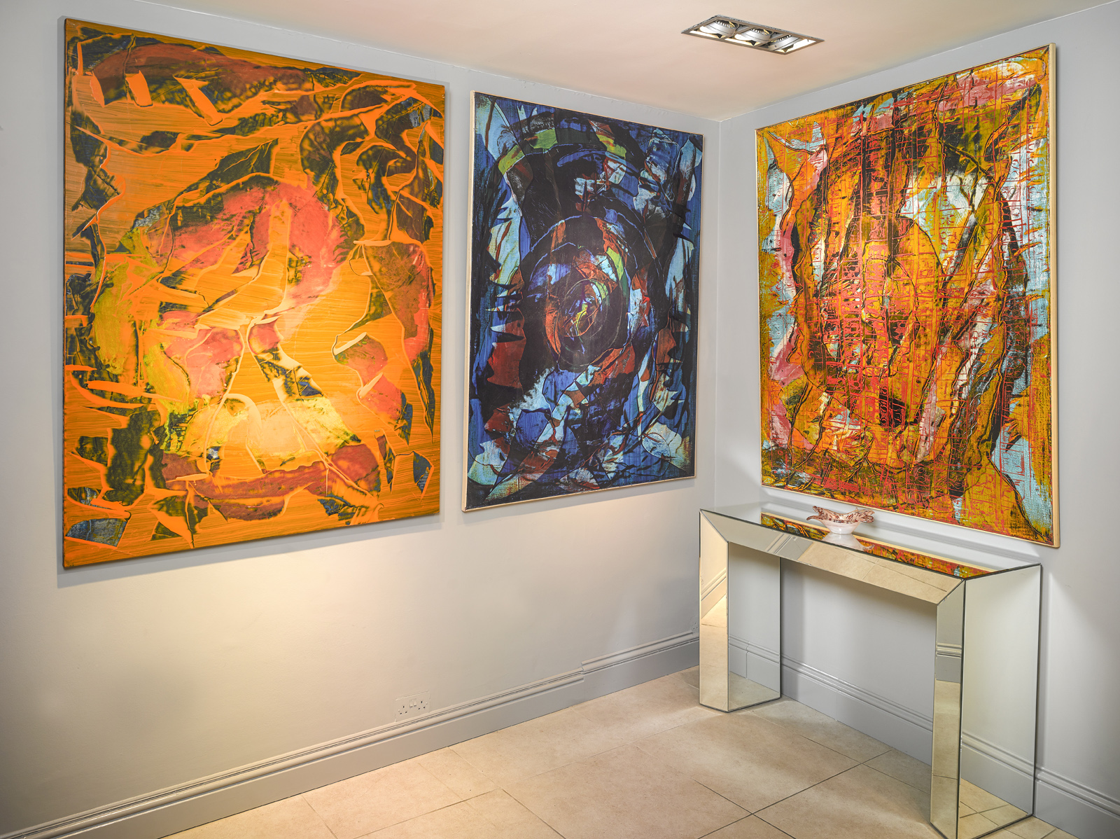 Interiors & Installations Gallery