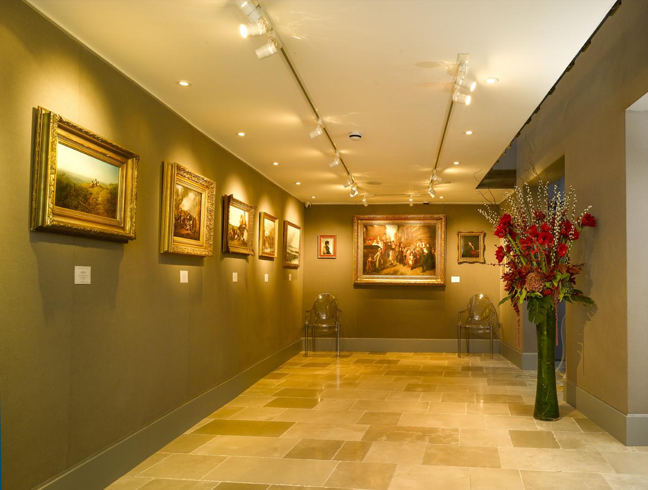 Interiors & Installations Gallery