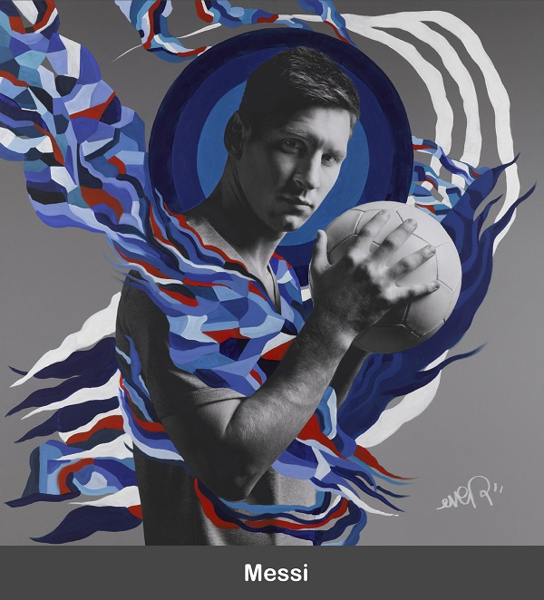 PEPSI 2014 WORLD CUP CAMPAIGN MESSI
